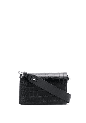 Tod's leather cross body bag - Black