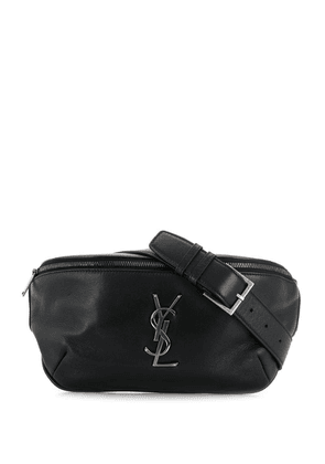 Saint Laurent Monogram belt bag - Black