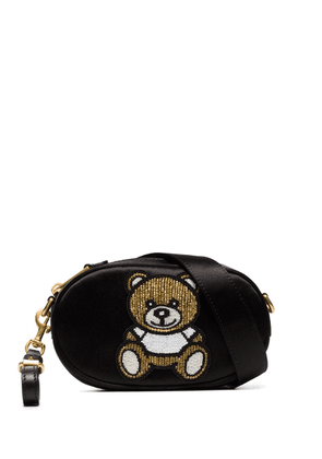 Moschino Teddy Bear belt bag - Black