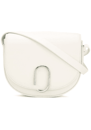 3.1 Phillip Lim Alix Saddle Crossbody - White
