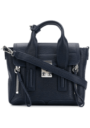 3.1 Phillip Lim Pashli Mini Satchel - Blue