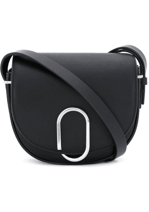 3.1 Phillip Lim Alix Mini Saddle Crossbody - Black
