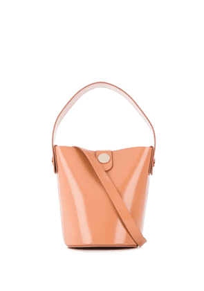 Sophie Hulme Nano Swing bucket bag - Neutrals