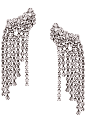 Isabel Marant A Wild Shore crystal embellished cascade earrings -