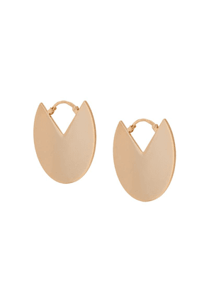Isabel Marant disc earrings - Gold