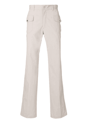Givenchy classic cargo trousers - Brown