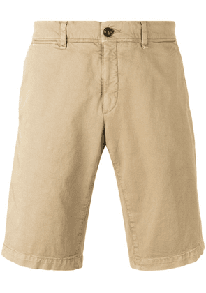 Moncler chino shorts - Neutrals