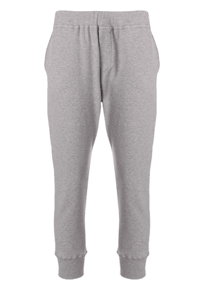 Dsquared2 cropped track trousers - Grey