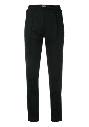 Moncler elasticated waist trousers - Black