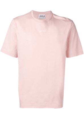 BAND OF OUTSIDERS Outsider T-shirt - Pink