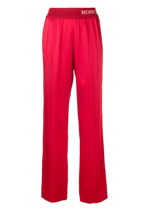 Moncler track trousers - Red