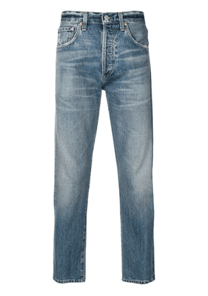 Citizens Of Humanity stonewashed slim-fit jeans - Blue