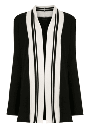 Osklen oversized cardigan - Black
