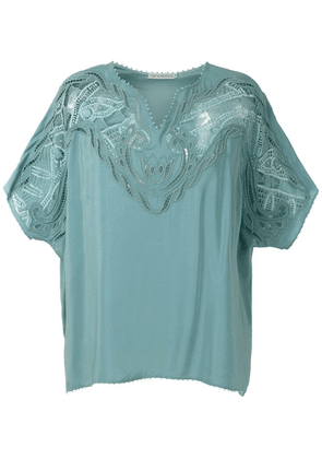 Martha Medeiros lace blouse - 770