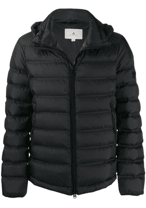 Peuterey zipped padded jacket - Black