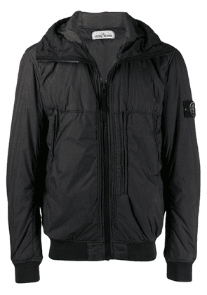 Stone Island zipped padded jacket - Grey