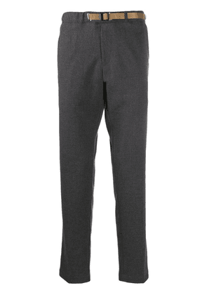 White Sand adjustable waist trousers - Grey