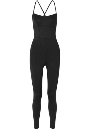 Ernest Leoty - Josephine Stretch Bodysuit - Black