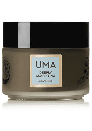 UMA Oils - Deeply Clarifying Neem Charcoal Cleanser, 100ml - one size
