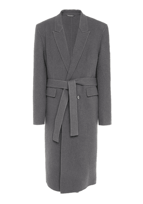 Rochas Pantelleria Wool and Cashmere-Blend Coat