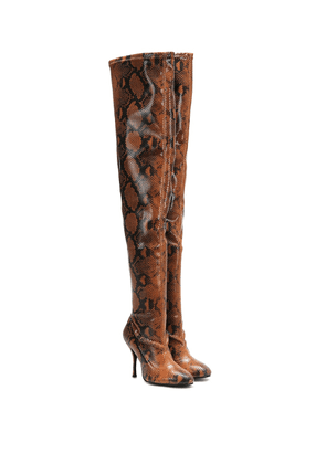 Shiloh over-the-knee boots