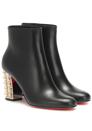 Vasa 85 leather ankle boots