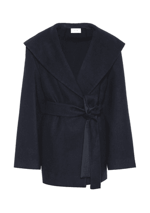 Reyna cotton and wool jacket