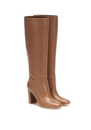 Glen 85 knee-high leather boots