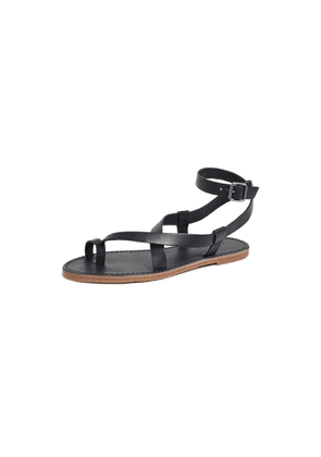 Madewell The Boardwalk Bare Sandals