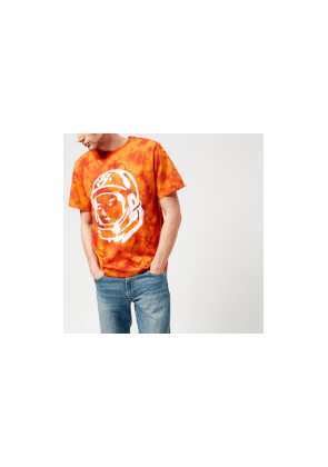 Billionaire Boys Club Men's Bleached Logo T-Shirt - Red Bleached - S - Red