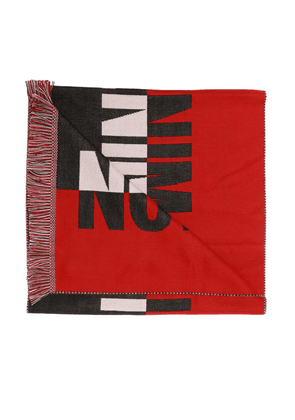 Diesel Branded scarf with lettering