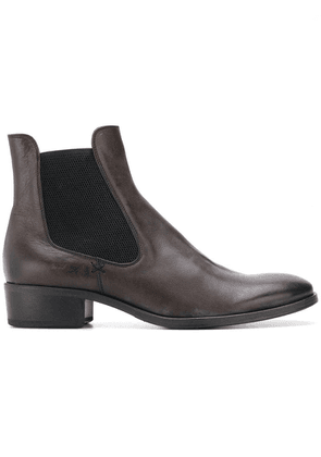 FIORENTINI + BAKER elasticated ankle boots - Brown