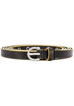Diesel multiple-wrap belt - Black