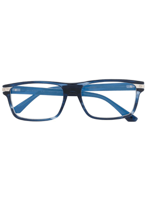 Cartier Santos de Cartier optical glasses - Blue