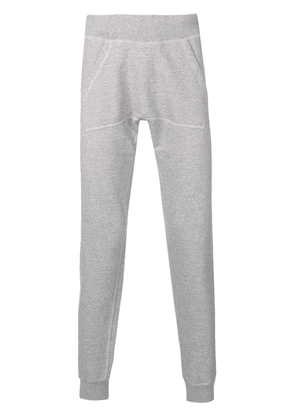 Dsquared2 small logo track pants - Grey
