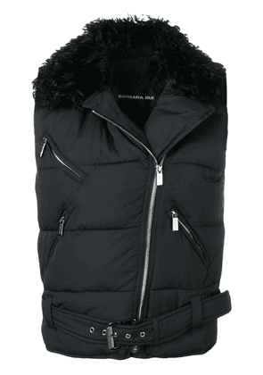 Barbara Bui zip-up gilet - Black