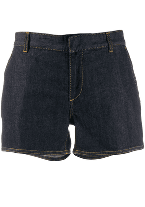 Dsquared2 fitted denim shorts - Blue