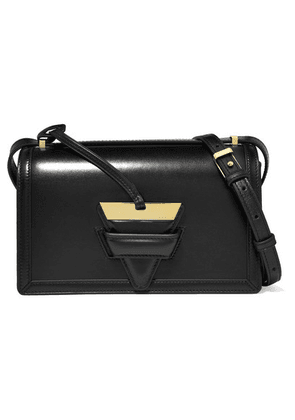 Loewe - Barcelona Medium Leather Shoulder Bag - Black