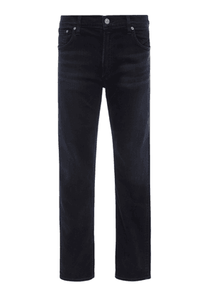 Citizens of Humanity Noah Dark-Wash Skinny Jeans Size: 34