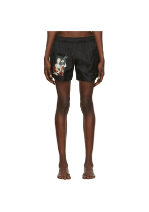 Off-White Black Mariana De Silva Swim Shorts