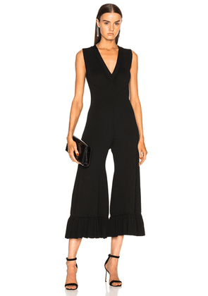 Alexis Safire Jumpsuit in Black - Black. Size S (also in ).
