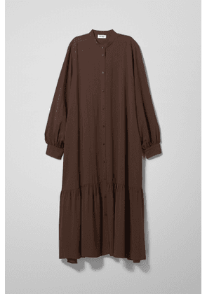 Helga Dress - Brown