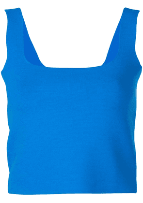 A.L.C. knitted tank top - Blue