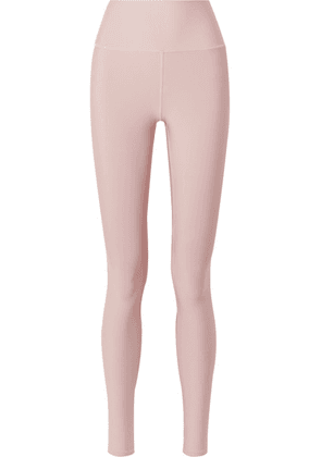 Alo Yoga - Airlift Stretch Leggings - Baby pink