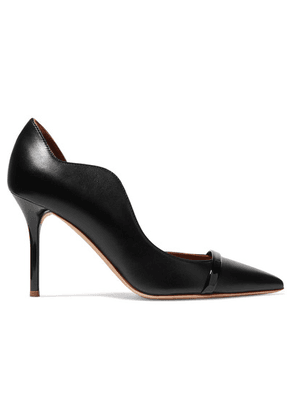 Malone Souliers - Morrissey 85 Leather Pumps - Black