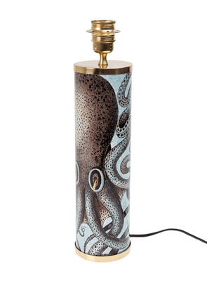 Fornasetti lamp stand - Blue