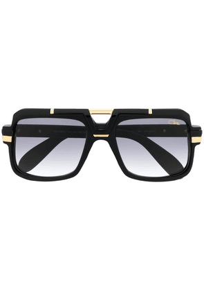 Cazal oversized sunglasses - Black