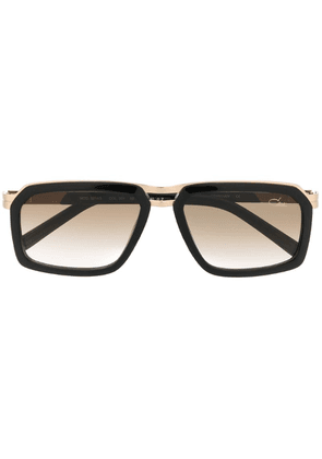 Cazal square tinted sunglasses - Black
