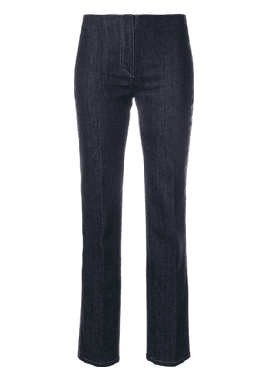 Fendi straight-leg tailored jeans - Blue