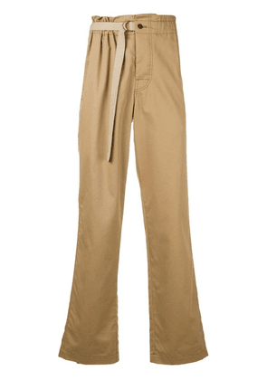 Joseph tailored fitted trousers - Brown